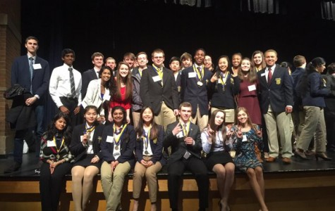 FBLA is all business as they sweep the competition for the region