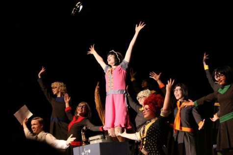 Thoroughly Modern Millie blazes trail for triumphant theatre program in the future