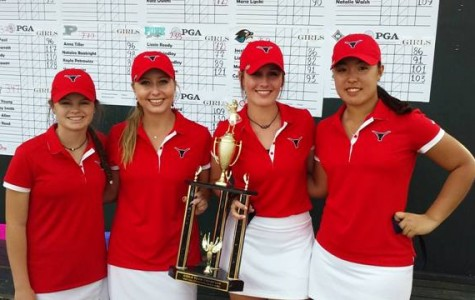 Girls' golf breaks records with most recent victory