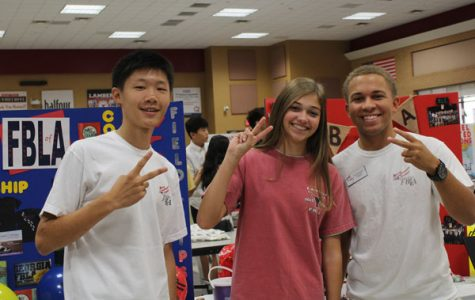 Lambert clubs pick up new members at Club Rush