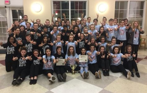 Lambert takes 2nd place in region one-act competition