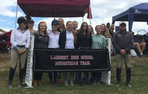 An in-depth look at Lambert Equestrian Team