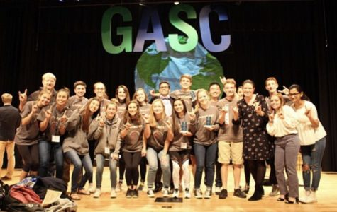 Lambert wins position on Executive Board at 2017 GASC Convention