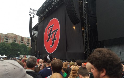 Foo Fighters rock Centennial Olympic Park