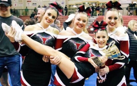 Competition cheer moves on to state