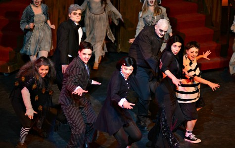 The Addams Family Triumphs at the GA Thespian Conference