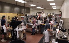 Inside Lambert's culinary arts program