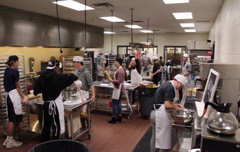 Inside Lambert's culinary arts program