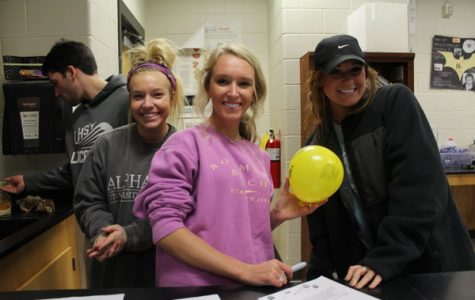 Forensics students perform DNA Fingerprinting
