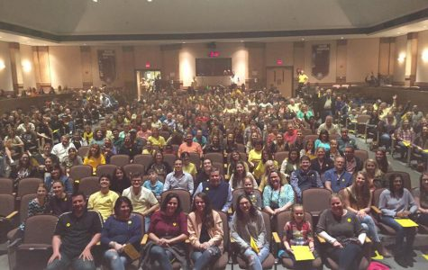 Lambert-hosted Smiley for Kylie Caberet was a huge success