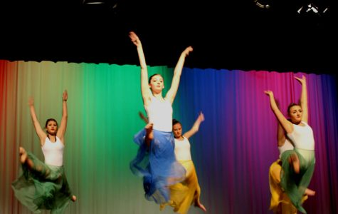 Lambert Dance Company showcases a Kaleidoscopic performance