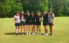 Winning is a hobby for Lambert girls golf