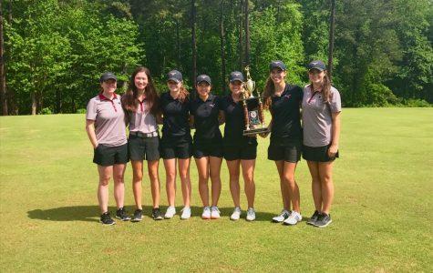 Winning is a hobby for Lambert girls golf