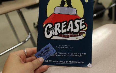 A review of Lambert's production of Grease