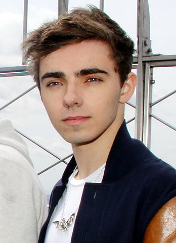 Nathan Sykes launches his new singing career