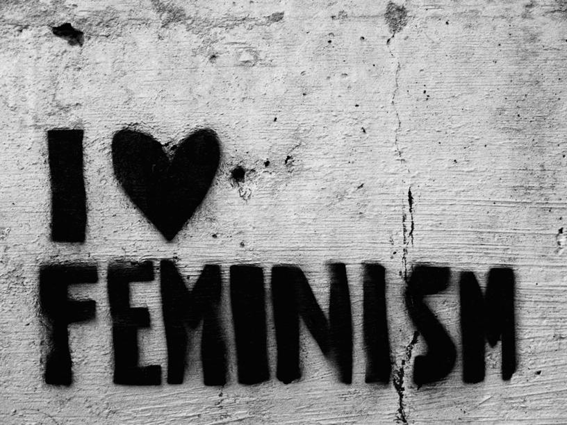 Society should work on embracing feminism instead of rejecting it.