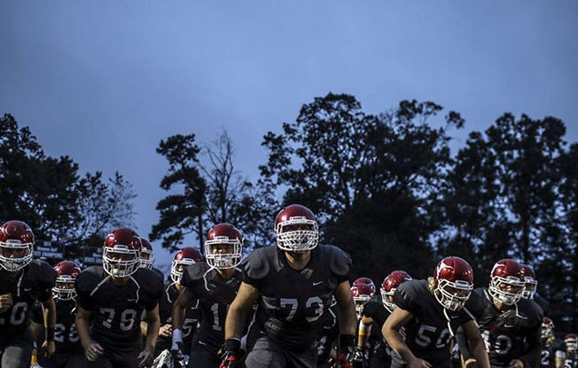 Lambert Longhorns are geared up and ready to charge, the fierce team is ready to dominate the field.