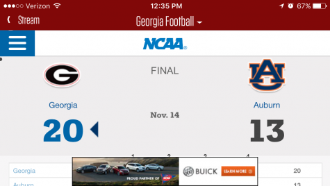 The Dawgs bounced back with an impressive win against the Auburn Tigers during an intense second half