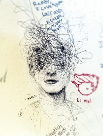 Mental state: a portrait of unraveling