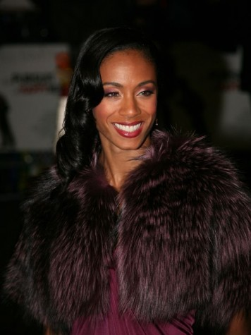 Actress Jada Pinkett Smith calls out Hollywood on their all-white nominations.