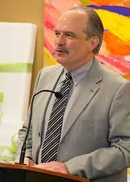 Educator Tom Staszewski stands ready to share his views on teachers.