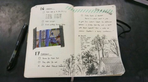 Shooting down procrastination with a bullet journal