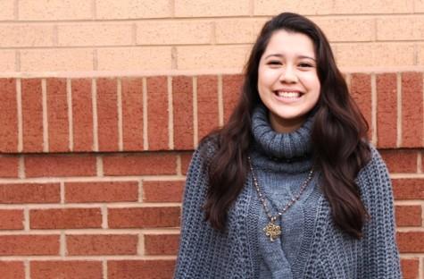 Trinity Martinez, Lambert High School junior