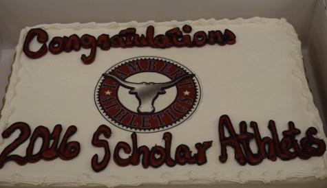 Lambert celebrates its 2016 scholar atheletes.
