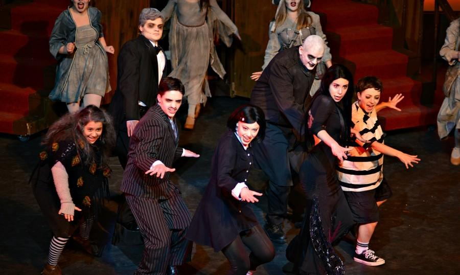 The Addams Family is prepared to welcome the audience into their family once more.