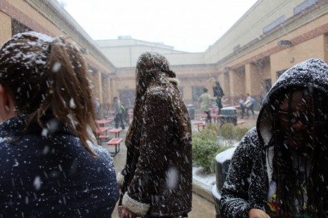 Lambert's in-school snow day