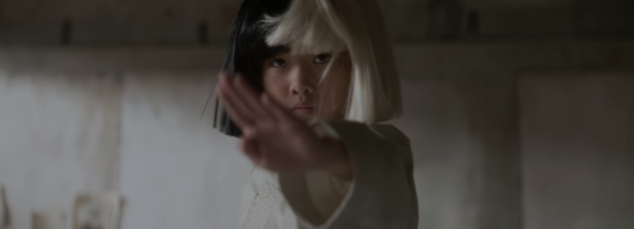 In Sia's music video for the album's single,