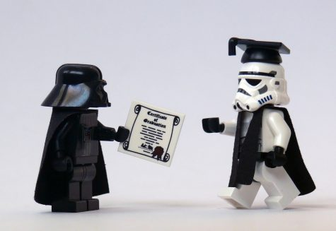 Stormtroopers want graduation presents too.