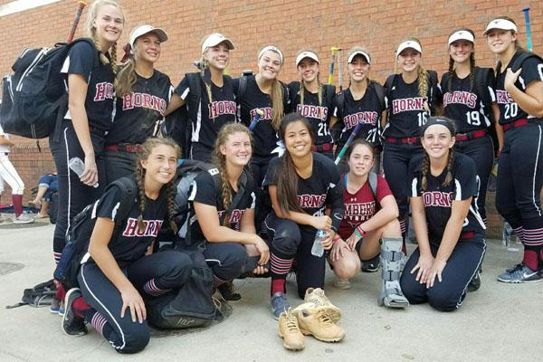 The Lambert softball team took on Lassiter and South Forsyth at the state champion, tournament in Columbus