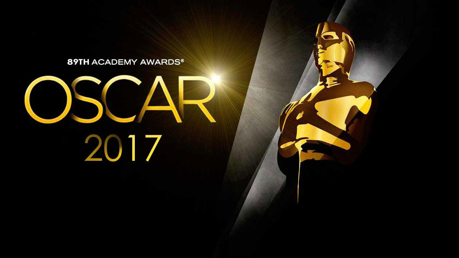 The 89th Oscar Academy Awards premieres Sunday, February 26, 2017.