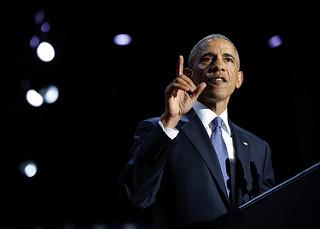 President Obama's Final Words