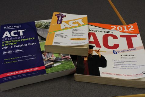 ACT books are old news and too cheap