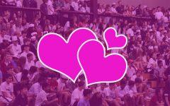 Valentine's lovers experience turmoil