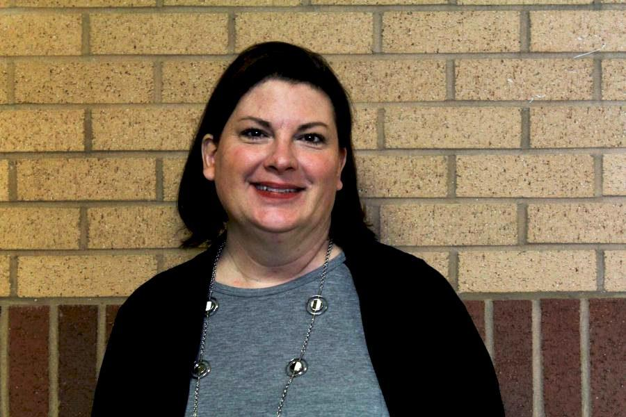Mrs. Theresa Adamczyk, the special education and career tech teacher at Lambert High School, speaks about her experience as the graduation coach.