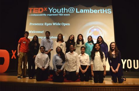 The First TEDx Event in the Community Held by Lambert