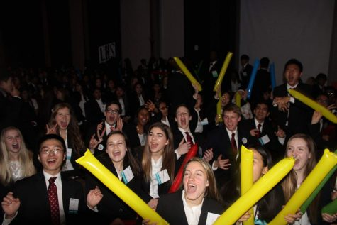 Lambert HOSA wins big at SLC