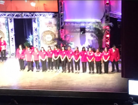 The FCCLA convention marked a big win for the largest chapter in the region. Lambert members showcased their charisma and pride in the name of their communities and families.