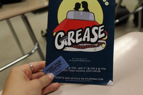 The production of Grease was full of songs from the film, but a crowd favorite was