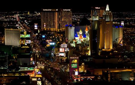 Las Vegas continues to rebuild after mass shooting