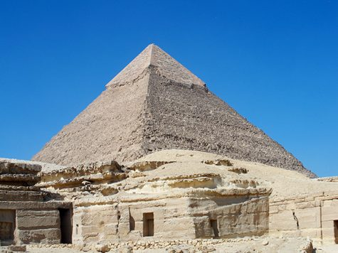 Five Things Friday: from Hawking to the Great Pyramid