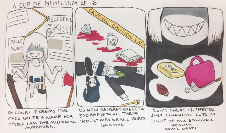 A cup of nihilism #16
