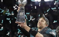 Philadelphia Eagles vs New England Patriots – Super Bowl 52
