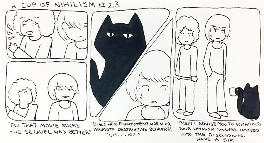 A cup of nihilism #23