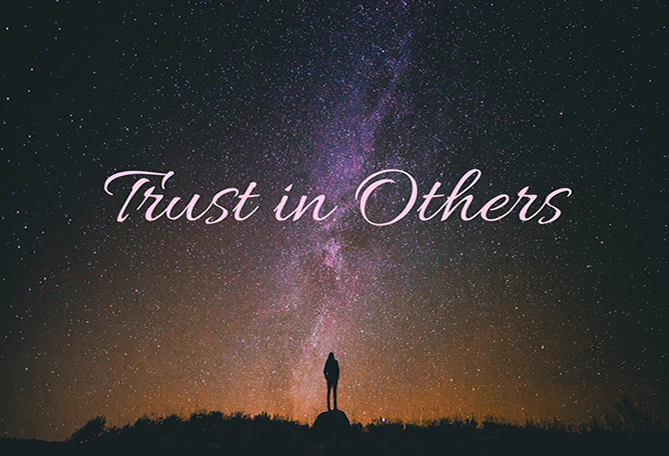 In light of recent events, we can not be afraid to place our trust in those around us. By reaching out to new people,  anyone can help combat social isolation.