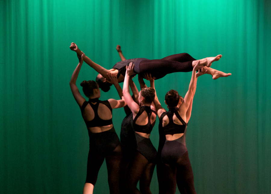 Green Envy proved how smoothly the Dance Company works together.