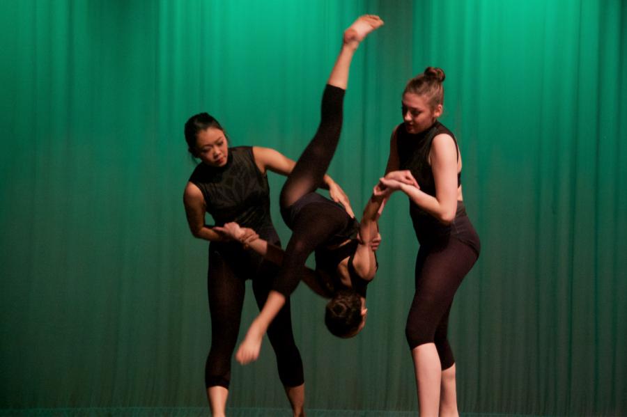 Choreographed by Sydnie Glogowski,